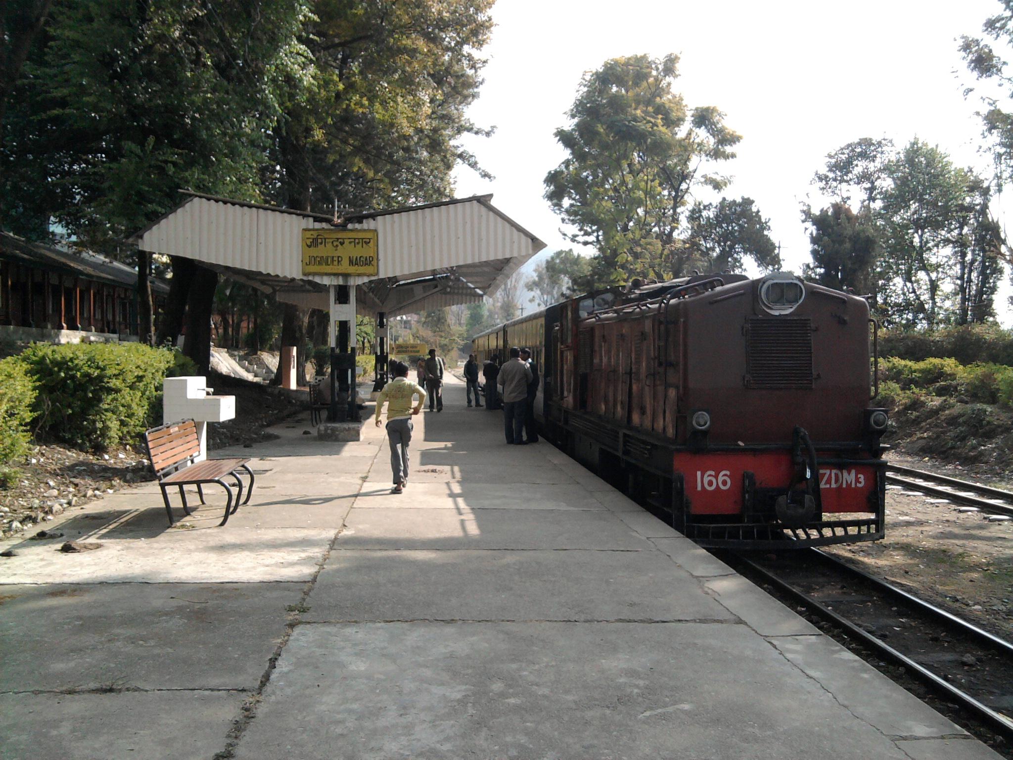 Joginder Nagar